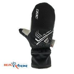 Перчатки KV+ ALASKA cross country gloves black 9G09.1